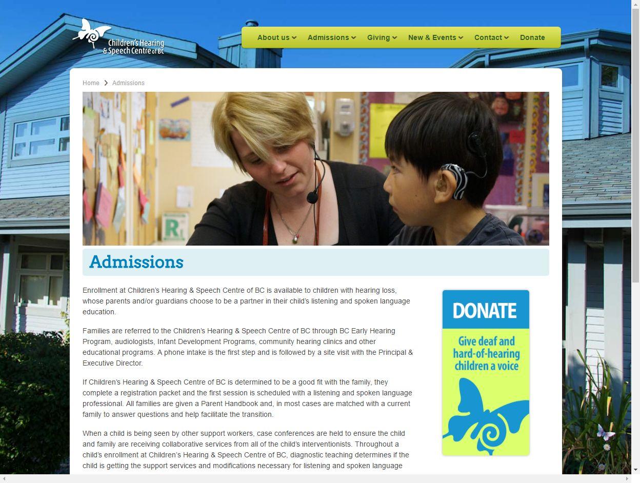 Admissions I Children's Hearing & Speech Centre Of BC Childrenshearing Ca Admissio03533