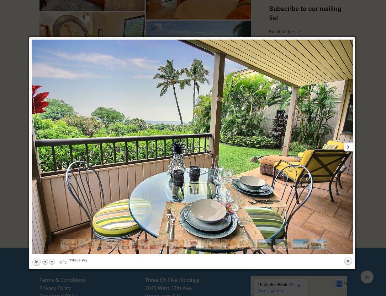 Condo – Maui Holiday Condo Www Mauiholidaycondo Com Cond01104