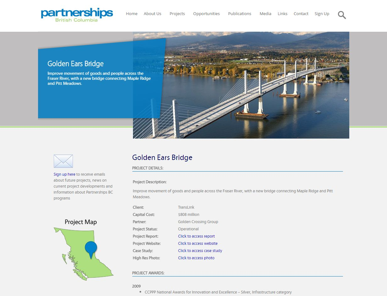 Golden Ears Bridge – Partnerships BC Www Partnershipsbc Ca Projects Operational Complete Golden Ears Bridg02559
