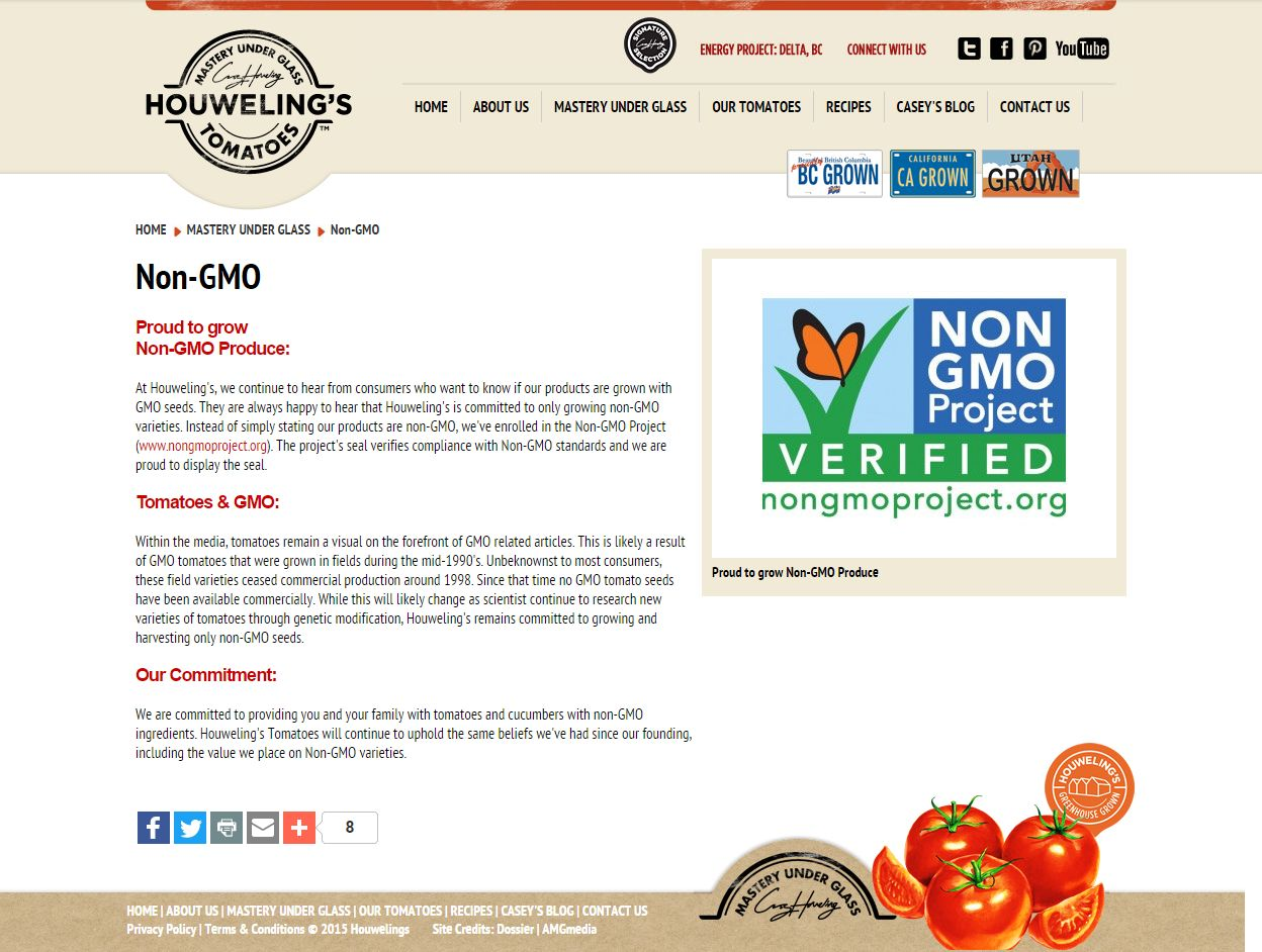 Non GMO I Mastery Under Glass I Welcome To Houweling's Www Houwelings Com Files 2 Non GMO P02958