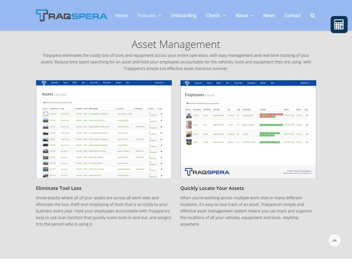 Process Safety Management System I Employee Time Tracking Software – Traqspera Traqspera Com Feature02108