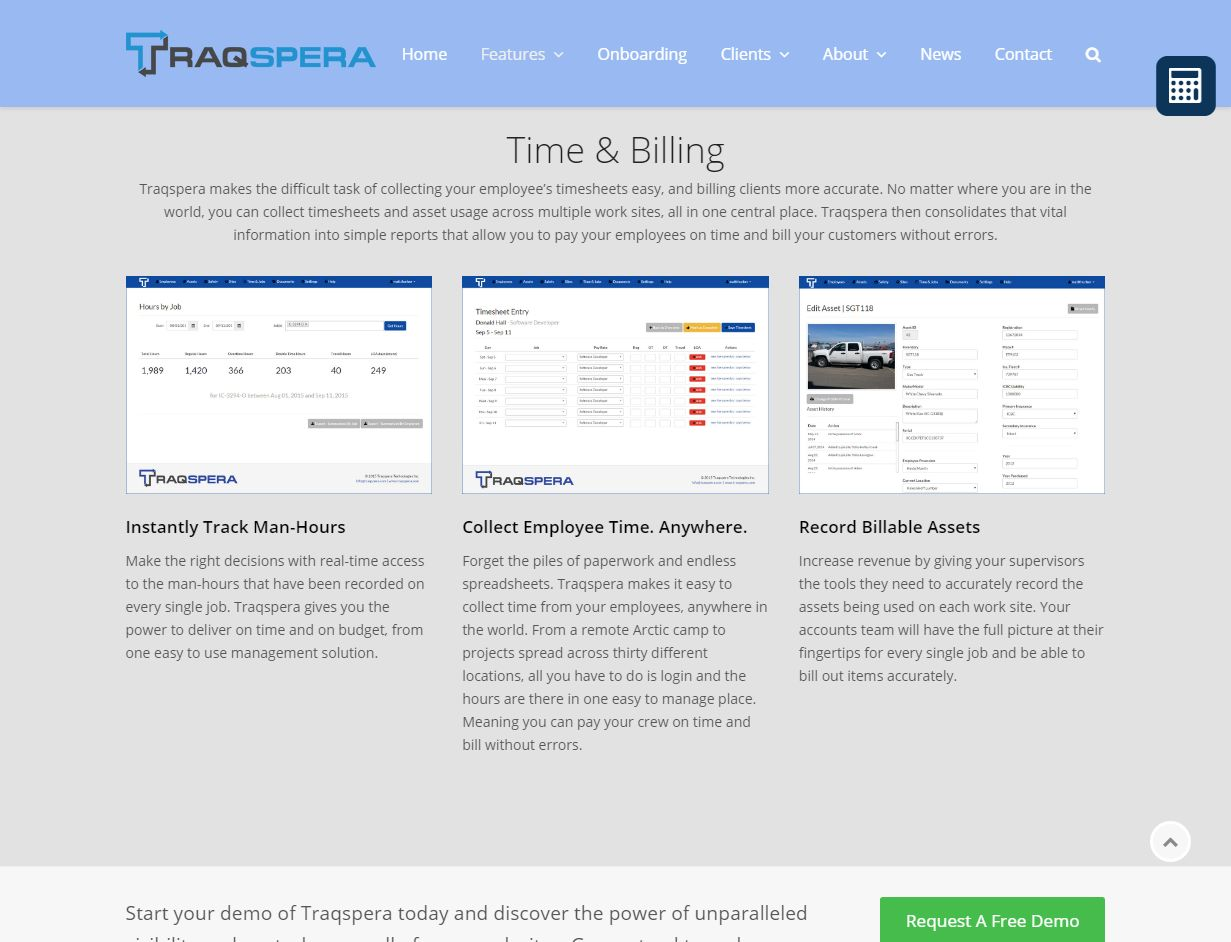Process Safety Management System I Employee Time Tracking Software – Traqspera Traqspera Com Feature02224