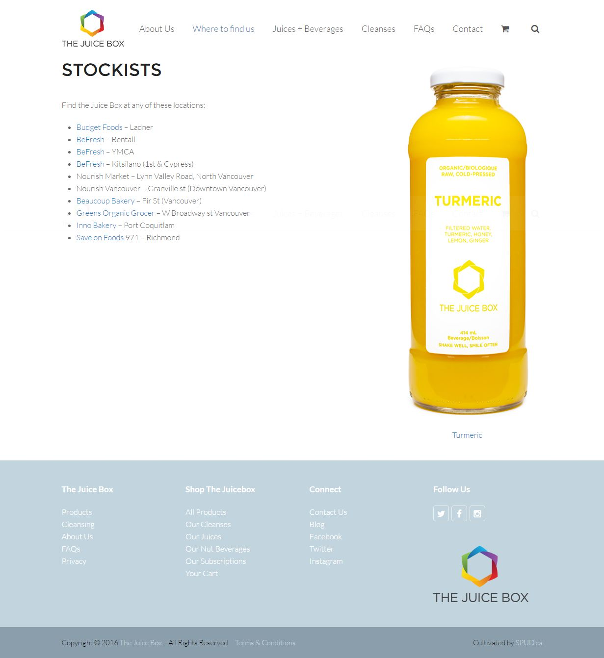 'Where To Find Us – The Juicebox' – Www_thejuicebox_ca_where-to-find-u00438